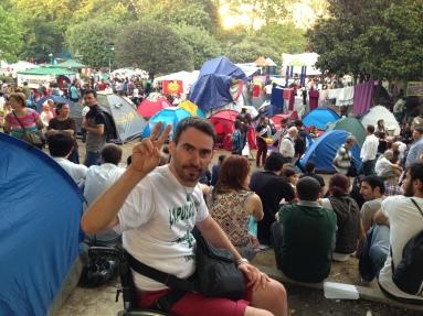 Gezi'nin Son Akşamı