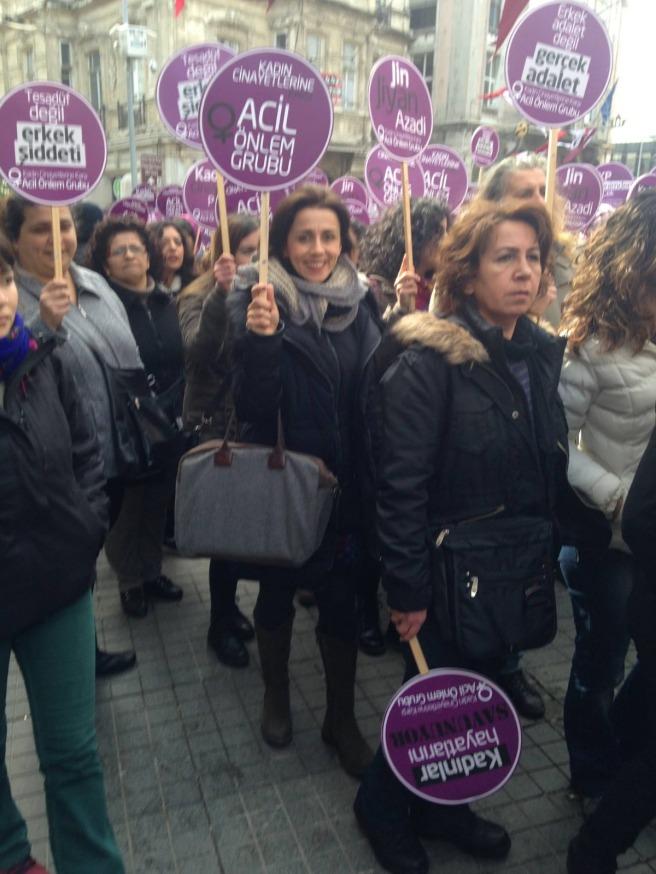 Feminist Protesto Yürüyüşü